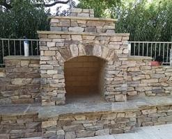 Outdoor Fireplaces Paradise Valley