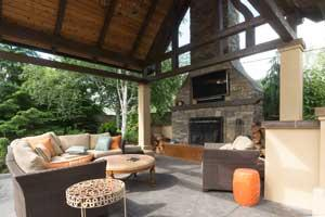 Outdoor Fireplaces Scottsdale