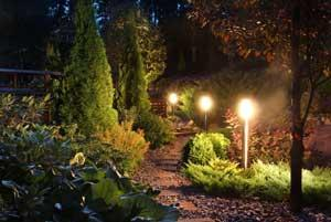 Outdoor lighting Paradise Valley